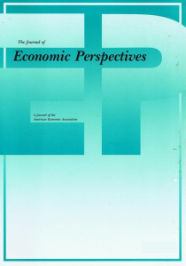 The Economic Lives of the Poor. Banerjee, A.V. and Duflo, E. (2007) Cover Image