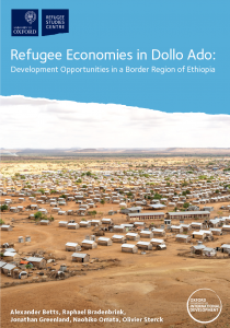 Refugee Economies in Dollo Ado: Development Opportunities in a Border Region of Ethiopia Cover Image